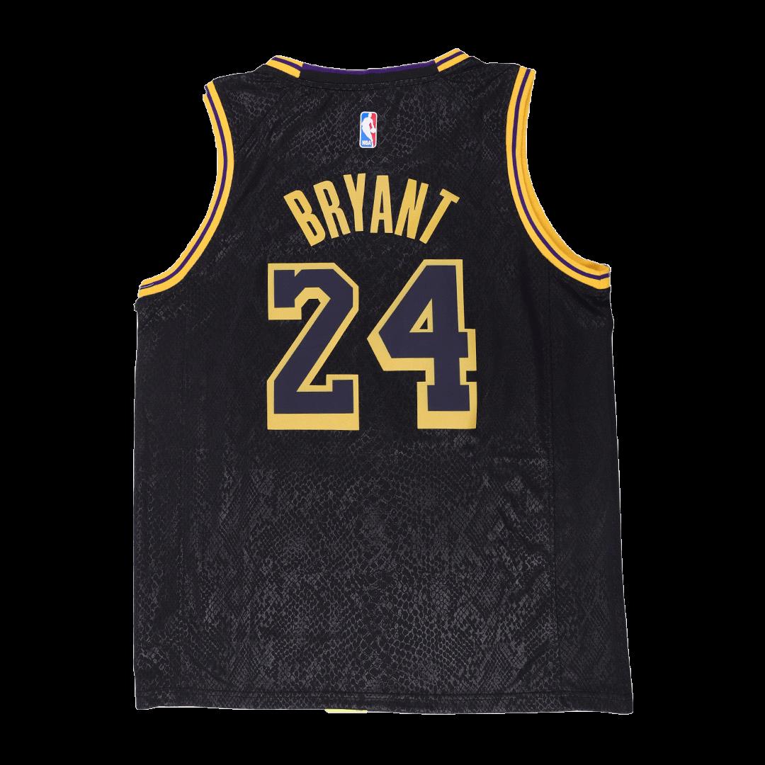 Camiseta NBA de Los Angeles Lakers Bryant #24 Swingman
