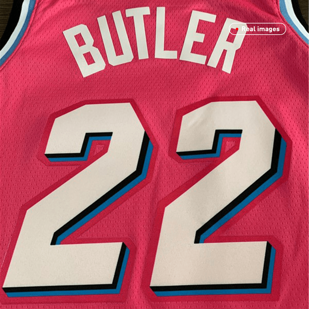 Camiseta NBA de Miami Heat Butler #22 Swingman 2019/20