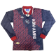 Camiseta de Fútbol 2ª Ajax 1995/96 Retro