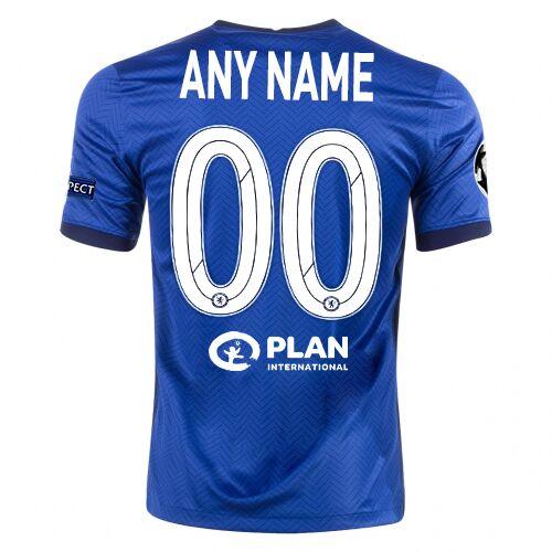Camiseta de Fútbol Personalizada 1ª Chelsea 2020/21