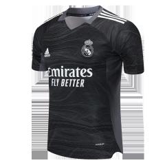 Camiseta de Fútbol Portero Personalizada Real Madrid 2021/22