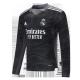 Camiseta de Manga Larga de Fútbol Portero Personalizada Real Madrid 2021/22