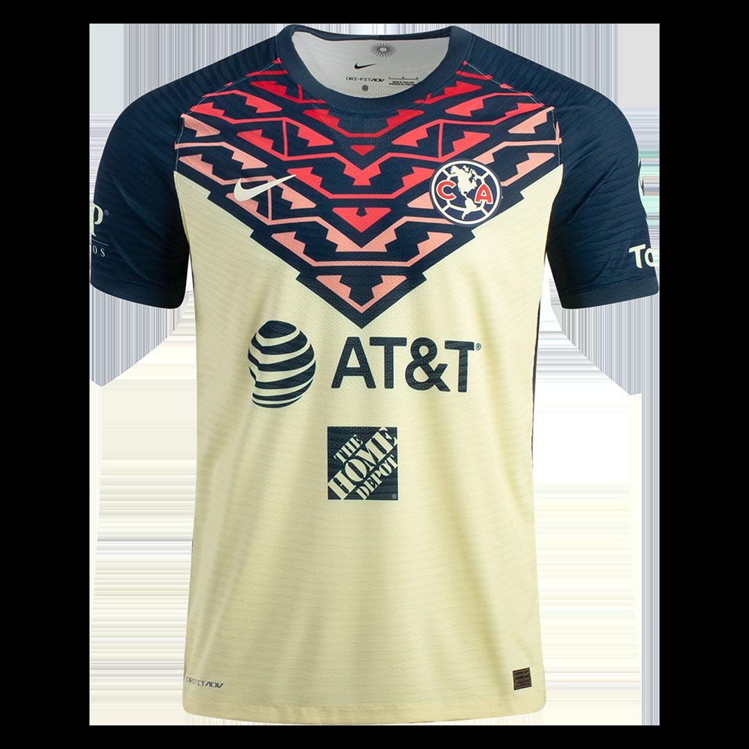 Camiseta de Fútbol Personalizada 1ª Club America Aguilas 2021/22