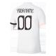 Camiseta de Fútbol Personalizada 2ª PSG 2021/22