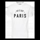 Camiseta de Fútbol PSG Messi 2021