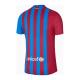 Camiseta Authentic de Fútbol Personalizada 1ª Barcelona 2021/22