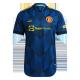 Camiseta Authentic de Fútbol 3ª Manchester United 2021/22