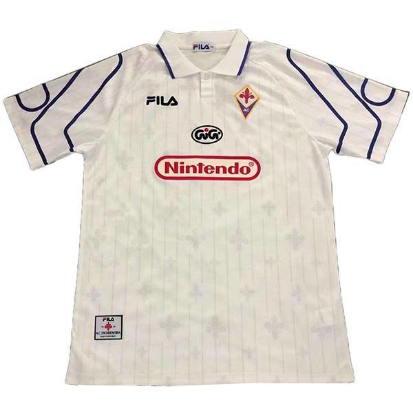 Camiseta de Fútbol 2ª Fiorentina 1997/98 Retro