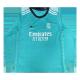 Camiseta de Manga Larga de Fútbol Personalizada 3ª Real Madrid 2021/22
