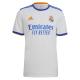 Camiseta de Fútbol Personalizada 1ª Real Madrid 2021/22